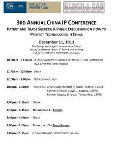 GWU Dec 11 Program