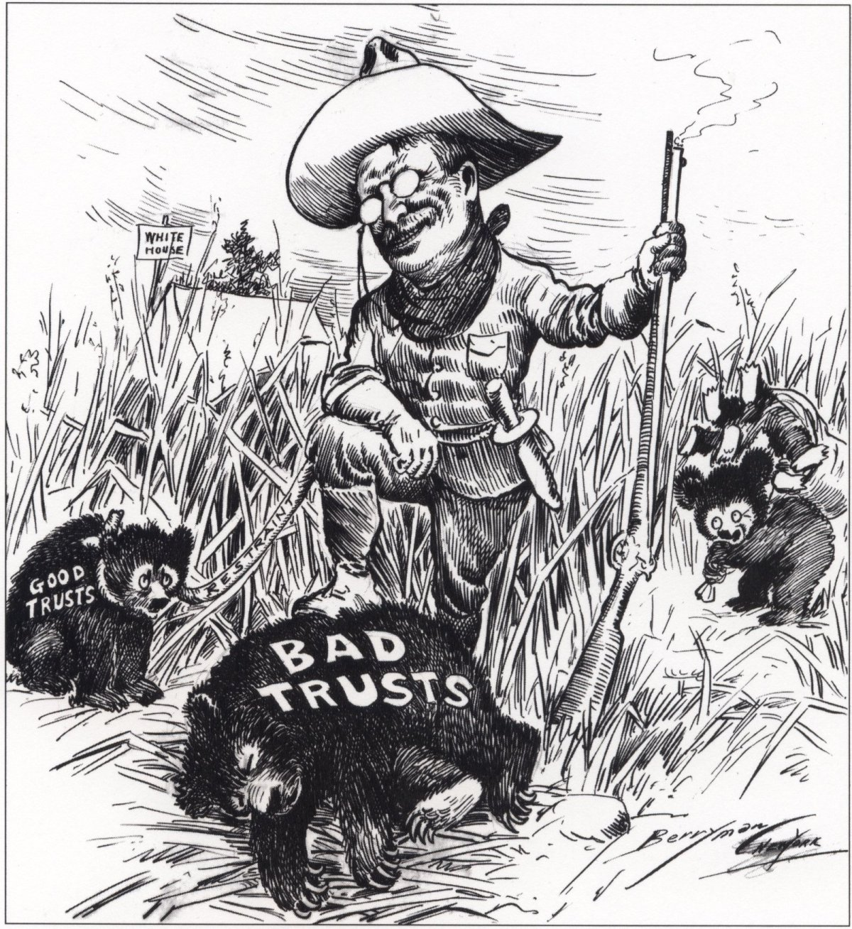 roosevelt-and-the-trusts